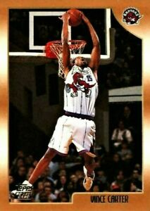 1998-99 Topps #199 Vince Carter RC Rookie