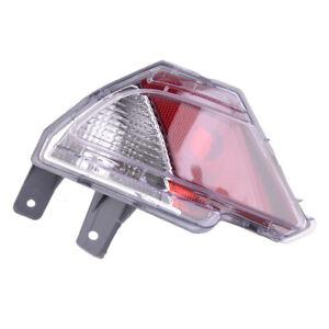 Left Rear Bumper Reflector Fog Light Tail Lamp fit for Toyota RAV4 2016-18 Acc.