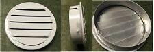 4 Inch Reg Round Air Vents - 6 Piece Bag White