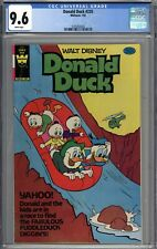 Donald Duck #235 Whitman Variant CGC 9.6 NM+ 1982 WHITE PAGES