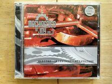 Machineries Of Joy, Vol. 3 - 2005 Out of Line CD - Industrial Goth Darkwave