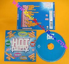 CD Compilation Hot Party Winter 2001 Kylie Minogue Zucchero Tiziano Ferro (C37)
