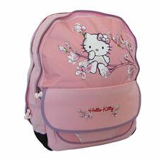Grand sac à dos Fleurs de Cerisier Hello Kitty