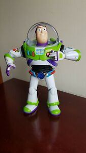 Buzz Lightyear Chrome Utility anti-gravity Belt RARE TOY STORY collection