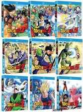 New Dragon Ball Z Season 1 2 3 4 5 6 7 8 9, Seasons 1-9 Blu-Ray