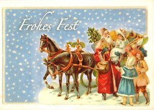 AK: Frohes Fest (3)