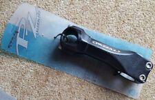 "Pazzaz Road Bike / ATB Carbon Fibre Stem Fit 1-1/8"" Fork 110mm NEW  RRP  £39.99"