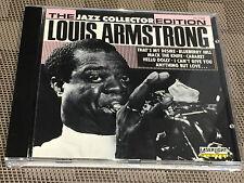 Musik-CD LOUIS ARMSTRONG - The Jazz Collector Edtition / Sammlungsauflösung !