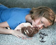 "Madison Lintz from The Walking Dead Sophia AMC 8x10"" reprint Signed Photo #2 RP"