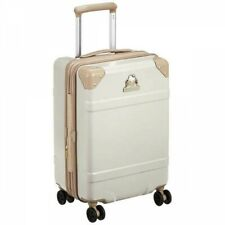 Hello Kitty x World Traveler 10th Anniv. Carry-on Suitcase 41L Ivory Japan EMS