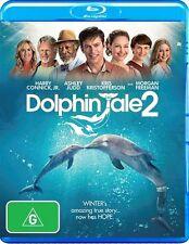 Dolphin Tale 2 (Blu-ray, 2014)