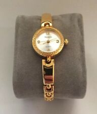 NOS Hamlin Gold Plate Quartz Bracelet Watch