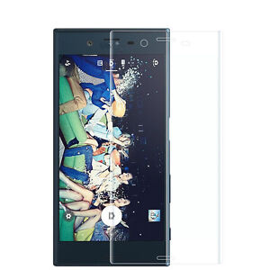 3D Full Curved Coverage Tempered Glass Screen Protector Film For SONY XZ