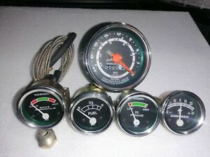 Ford Tractor 600,700,800,900,1800,2000,4000 Series Temp,Oil, Amp Fuel Gauge Kit