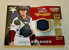 2013 Panini USA Champions Game Gear Baseball #10 Josh Elander