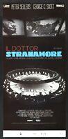 Plakat Die Dr.Strangelove STANLEY Kubrick Sellers Krieg Kino Film L32