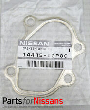 GENUINE NISSAN 1990-1996 300ZX TURBO CHARGER OUTLET 4-BOLT GASKET NEW OEM