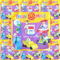 McDonalds Happy Meal Toy 2004 UK Walt Disney Pixar Movie Figure Toys - Various