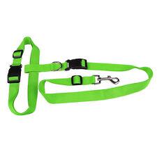 Easy Adjustable Hand free Dog Pet Walking Running Jogging Lead Leash Waist Belt