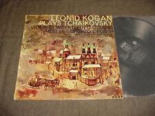 Saga STXID 5022 STEREO Leonid Kogan: Tchaikovsky: Violin concerto, Valse Scherzo
