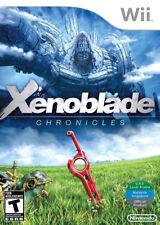Xenoblade Chronicles (Nintendo Wii, 2012)