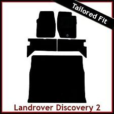 Landrover Discovery 2 (1998 1999...2003 2004) Tailored Fitted Car + Boot Mats