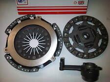 Ford Puma 1.6 16V Gasolina Nuevo Rmfd Kit de Embrague y Csc Cilindro Receptor