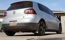 ROKBLOKZ RALLY MUD FLAPS for the VW GOLF GTI MKV MK5 2004-2005 SHORT version