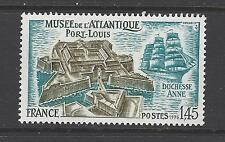 FRANCE # 1506  MNH  ATLANTIC MUSEUM PORT LOUIS