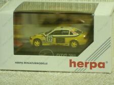 "Herpa 037501: BMW 320i ""Thomas Winkelbeck"", Modell in 1/87, N E U & O V P"