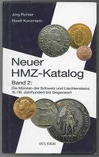 * Richter/Kunzmann, Neuer HMZ-Katalog, Band 2, Le Nouveau catalogue HMZ, 2006