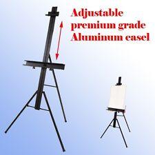 "Aluminum Adju 00006000 stable Large 68"" Easel Drawing Canvas Poster Picture Frame Holder"