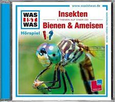 Tessloff 2738 Was ist was CD: Insekten/ Bienen & Ameisen ***NEU/OVP***