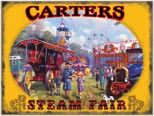 SHOWMAN'S vapeur TRACTION MOTEUR, FODEN Camion, fairground, large métal /