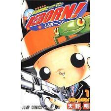 Kateikyoushi Hitman Reborn! (1) Japanese original version / manga comics