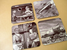 Fireball XL5 Drinks COASTER Set