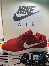 nike downshifter 7 Gym Red / Black White Mens Running Shoes - Size Us 11