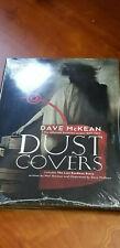 Dave Mckean: Dust Covers~ Vertigo Deluxe Hardcover New Sealed Sandman