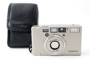 Contax Tix Carl Zeiss 28mm f/2.8 T* Film Camera from Japan #1707