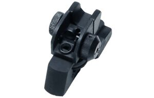 Leapers UTG Detachable Compact Rear Sight MNT-950RS02-B