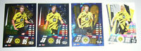 Erling Haaland Club 100+Gold+Silver Limited Edition MATCH ATTAX Champions League