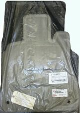 LEXUS OEM FACTORY 4pc FLOOR MAT SET 2001-2006 LS430 CHARCOAL GRAY