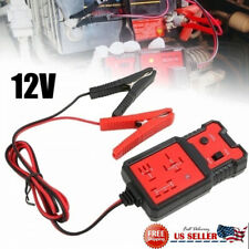 12V Electronic Automotive Relay Tester For Cars Auto Battery Checker US Stock