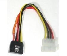 8 Inch GC8ATAL 4Pin Molex to 15Pin SATA Power Cable