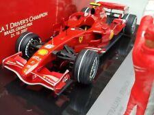 WOW EXTREMELY RARE Ferrari 2007 Raikkoneni Winner Brazil F2007 1:18 Hot Wheels
