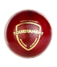 Cricket Ball Genuine Leather Sg Tournament Alum Tanned Water Proof 5.5 Ounces