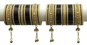 Indian Bollywood Fabulous Amazing Collection of Latkhan Bangles Set For Womens