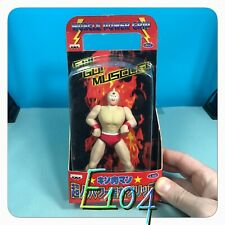 11140 EXOGINI kinnikuman muscle man MUSCLE POWER GRIP GO GO ACTION FIGURE