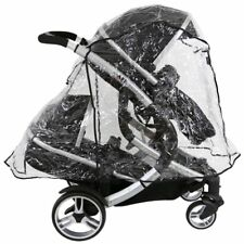iSafe Tandem Raincover to Fit - BabyStyle Oyster Max 2 Tandem