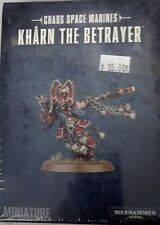 Warhammer 40K Chaos Space Marine KHARN THE BETRAYER Khorne Champion New